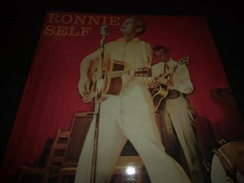 Ronnie Self - S/T - USA LP - 1977