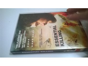 Essential Killing Vincent Gallo, DVD film