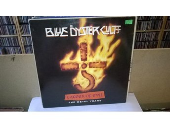 Blue Öyster Cult - Career Of Evil (The Metal Years), LP