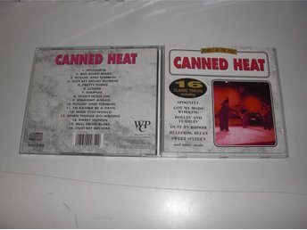 Canned Heat  -  Pearls of the past