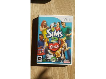 Wii sims 2 pets