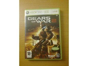BEG.XBOX 360-SPEL.GEARS OF WARS 2.
