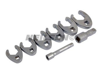 "Crowfoot crow foot spanner set ½"" or 3/8"" drive 33mm to 50mm"