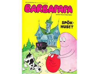 Barbapapa nr 9 1978 / NM- / nyskick - Vallentuna - Barbapapa nr 9 1978 / NM- / nyskick - Vallentuna