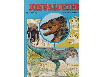 Dinosaurier Stort uppslagsverk VF - Huddinge - Dinosaurier Stort uppslagsverk VF - Huddinge