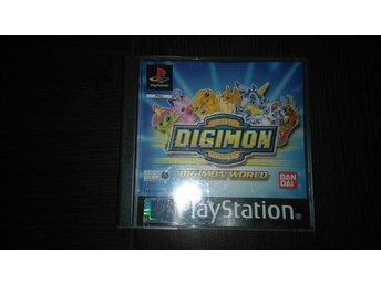 Digimon World Playstation (PS1)