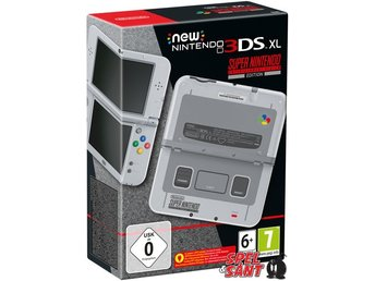 Nintendo New 3DS XL SNES Edition EUA