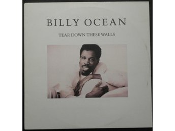 BILLY OCEAN - Tear Down These Walls