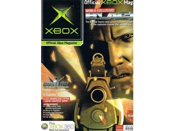 XBOX official magazine  aug 2005