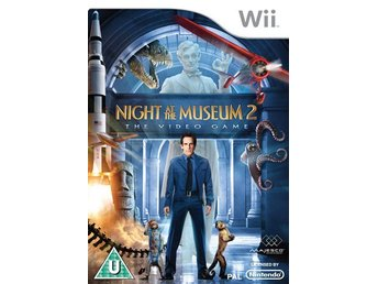 Night At The Museum 2 Nintendo Wii
