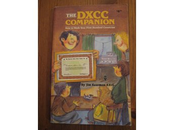 "Bok ""The DXCC Companion"" by KR1S"
