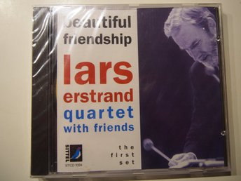 LARS ERSTRAND QUARTET. BEATIFUL FRIENDSHIP.