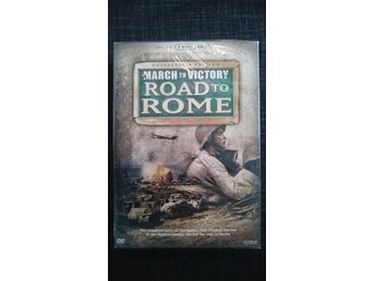 DVD: March to Victory - Road to Rome