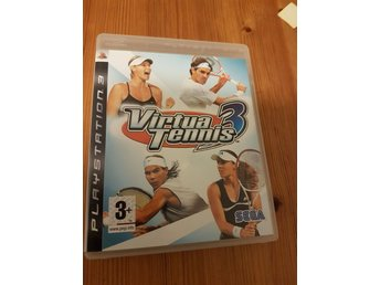 Virtua Tennis 3 till PS3