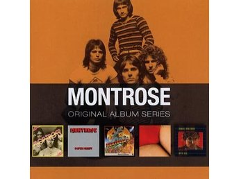 Montrose: Original album series 1973-78 (5 CD)