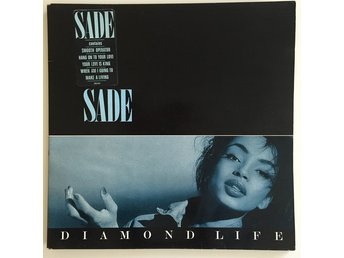 Sade. Diamond Life. Vinyl Music LP. Jazz