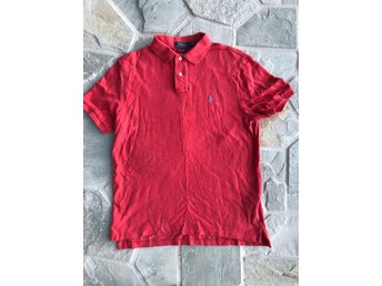 Piké POLO by Ralph Lauren, custom slim fit, L
