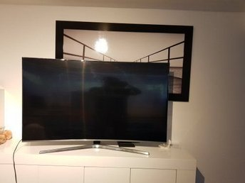 "Samsung 65"" Kurved Smart"