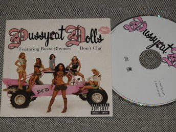 Pussycat Dolls Featuring Busta Rhymes - Don't Cha (Pappfodral)