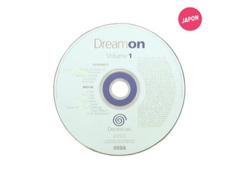 Dream On Volume 1 (Dreamcast demos & trailers)