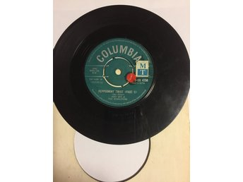 Joey Dee & The Starliters. Columbia 45-DB 4758
