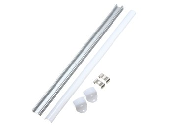 30CM XH-062 U-Style Aluminum Channel Holder For LED Strip...