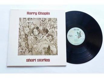 ** Harry Chapin ‎– Short Stories **