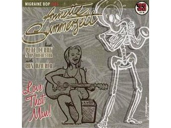 Annette Summersett - Love That Man EP - 7'' NY - FRI FRAKT