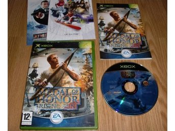 Xbox: Medal of Honor Rising Sun