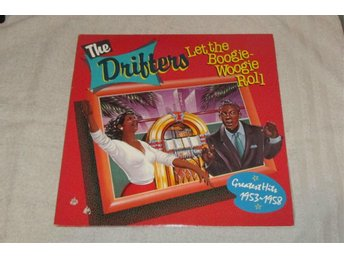 THE DRIFTERS - LET THE BOOGIE WOOGIE ROLL  1953-1958, ROCKABILLY