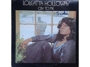 Loleatta Holloway titel* Cry To Me* Disco, Soul Label US LP
