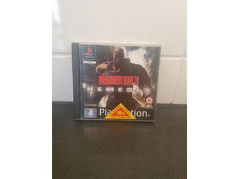 Resident evil 3 playstation 1