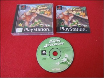 LAND BEFORE TIME RACING ADVENTURE till Sony Playstation PSone
