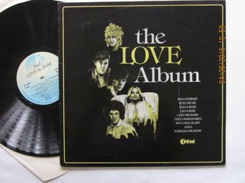 ABBA: The Love Album 1980 LP Abba, Roxy Music, Cliff Richard