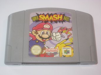 Super Smash Bros till Nintendo 64 N64
