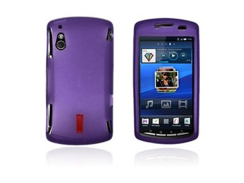 InCover (Lila) Sony Ericsson Xperia Play Skal