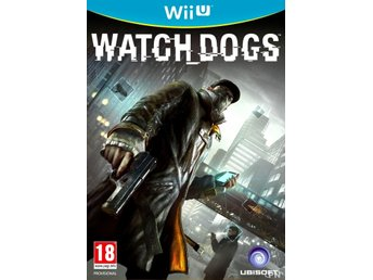 Watch Dogs - WiiU