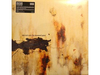 Nine Inch Nails - Downward Spiral (Vinyl NY) LP