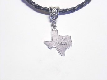 I love Texas halsband / necklace