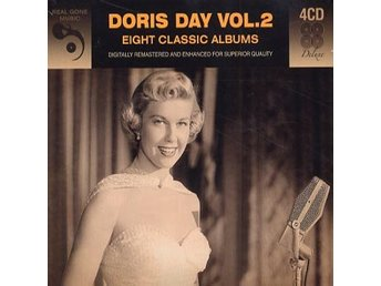 Day Doris: 8 classic albums vol 2 1957-61 (Digi) (4 CD)