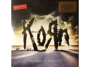 KORN - THE PATH OF TOTALITY NY 180G FÄRGAD VINYL NUMRERAD