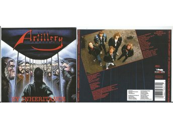 ARTILLERY - By Inheritance (CD ALBUM 1990)