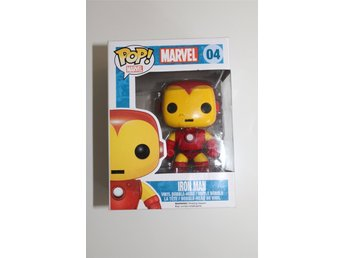Pop Iron Man