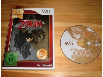 Wii: Legend of Zelda Twilight Princess