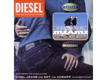 Miami-Angel on fire / Promo CD-singel (Diesel Jeans)