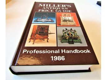 Miller´s Antiques Price Guide 1986
