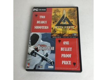 Ubisoft, PC-spel, Delta Force 2