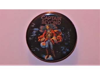 CAPTAIN BEYOND - KYLSKÅPSMAGNET / ÖL-ÖPPNARE (Sir Lord Baltimore, Black Sabbath)