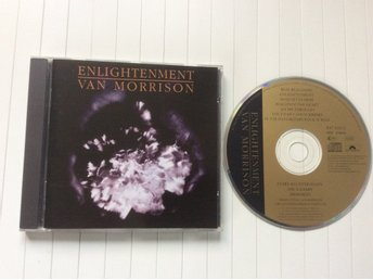 "Van Morrison CD "" enlightenment """