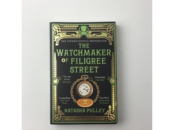 Bok, The Watchmaker of Filigree Street, Natasha Pulley, Pocket